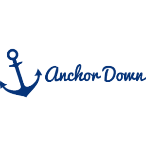 Anchor Down - Boat Name