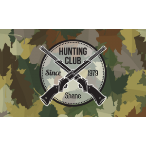 Hunting Club Cooler Top