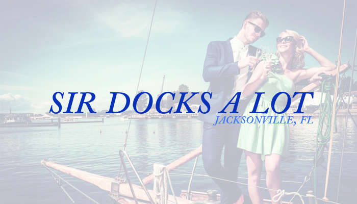 Sir Docks a Lot Boat Names
