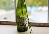 incense bottle with vinyl